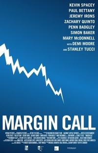 Margin Call - O Dia Antes do Fim - Poster / Capa / Cartaz - Oficial 2