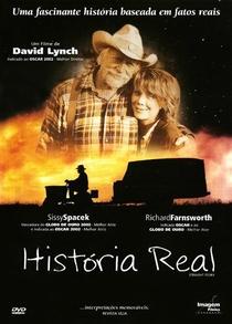 Uma História Real - Poster / Capa / Cartaz - Oficial 5
