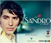 Sandro de América - Poster / Capa / Cartaz - Oficial 1