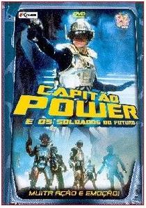 Capitão Power e os Soldados do Futuro - Poster / Capa / Cartaz - Oficial 1