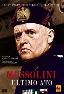 Mussolini - Último Ato - Poster / Capa / Cartaz - Oficial 1
