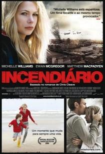 Incendiário  - Poster / Capa / Cartaz - Oficial 2
