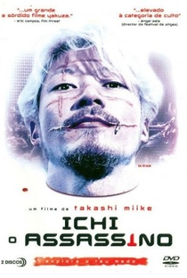 Ichi: O Assassino - Poster / Capa / Cartaz - Oficial 4