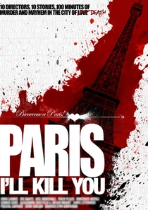 Fear Paris - Poster / Capa / Cartaz - Oficial 3