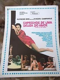 Caprichos de uma Deusa do Amor - Poster / Capa / Cartaz - Oficial 3