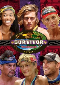 Survivor: Nicaragua (21ª Temporada) - Poster / Capa / Cartaz - Oficial 1
