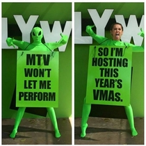Video Music Awards | VMA (2015) - Poster / Capa / Cartaz - Oficial 4