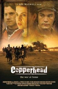 Copperhead - Poster / Capa / Cartaz - Oficial 1