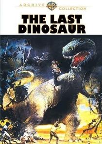 O Último Dinossauro - Poster / Capa / Cartaz - Oficial 1