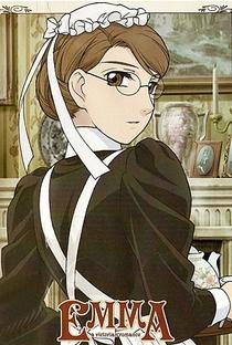 Eikoku Koi Monogatari Emma (1ª Temporada) - Poster / Capa / Cartaz - Oficial 10