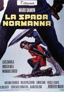 A Espada Normanda - Poster / Capa / Cartaz - Oficial 1