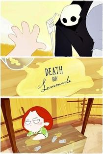 Death Buy Lemonade - Poster / Capa / Cartaz - Oficial 1
