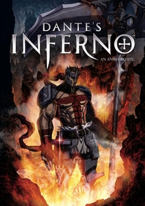 Dante's Inferno: Uma Animação Épica - Poster / Capa / Cartaz - Oficial 1