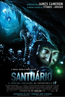 Santuário - Poster / Capa / Cartaz - Oficial 1