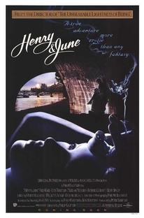 Henry & June: Delírios Eróticos - Poster / Capa / Cartaz - Oficial 3