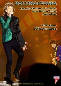 Rolling Stones - La Plata 2016 (1st Night) - Poster / Capa / Cartaz - Oficial 2
