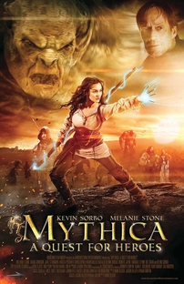 Mythica: A Quest for Heroes - Poster / Capa / Cartaz - Oficial 1