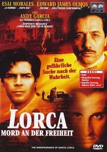 O Desaparecimento de Garcia Lorca - Poster / Capa / Cartaz - Oficial 4