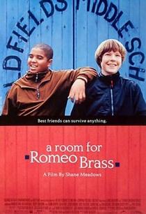 A Room for Romeo Brass - Poster / Capa / Cartaz - Oficial 1