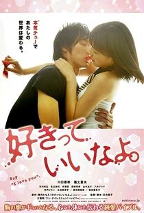 Say 'I Love You' - Poster / Capa / Cartaz - Oficial 3