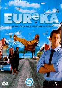 Eureka - O Filme - Poster / Capa / Cartaz - Oficial 1