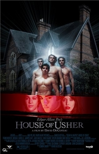 House of Usher - Poster / Capa / Cartaz - Oficial 1