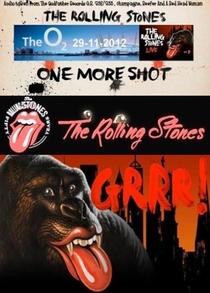 Rolling Stones - Live At The O2 2012 - 2nd Show - Poster / Capa / Cartaz - Oficial 1