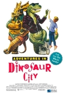 Dinossauros - O Filme (Adventures in Dinosaur City)