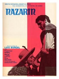 Nazarin - Poster / Capa / Cartaz - Oficial 2