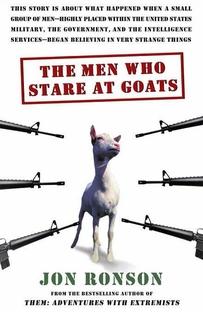 Os Homens Que Encaravam Cabras - Poster / Capa / Cartaz - Oficial 2