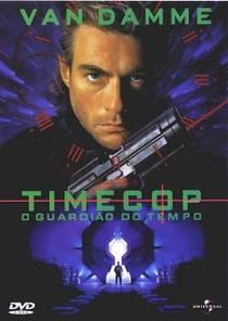 Timecop  - O Guardião do Tempo - Poster / Capa / Cartaz - Oficial 4