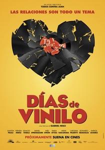 Dias de Vinil - Poster / Capa / Cartaz - Oficial 2