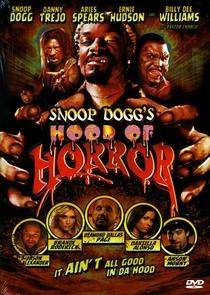 Hood of Horror - Poster / Capa / Cartaz - Oficial 1