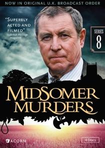 Midsomer Murders (8ª Temporada) - Poster / Capa / Cartaz - Oficial 1