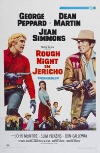 A Noite dos Pistoleiros - Poster / Capa / Cartaz - Oficial 2