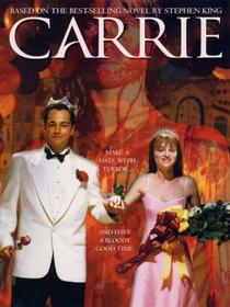 Carrie, a Estranha - Poster / Capa / Cartaz - Oficial 2