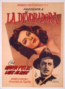 A Devoradora - Poster / Capa / Cartaz - Oficial 1