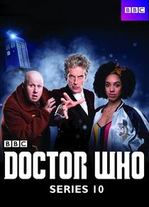 Doctor Who (10ª Temporada) - Poster / Capa / Cartaz - Oficial 2