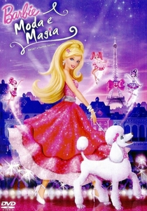 Barbie - Moda e Magia - Poster / Capa / Cartaz - Oficial 1