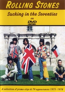 Rolling Stones - Sucking In The Seventies - Poster / Capa / Cartaz - Oficial 1