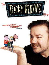 The Ricky Gervais Show (3ª temporada) - Poster / Capa / Cartaz - Oficial 1