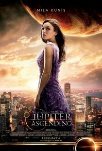 O Destino de Júpiter - Poster / Capa / Cartaz - Oficial 4