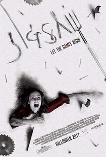 Jogos Mortais: Jigsaw - Poster / Capa / Cartaz - Oficial 10