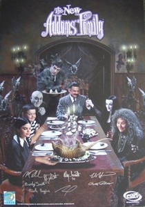 A Nova Família Addams (1ª Temporada) - Poster / Capa / Cartaz - Oficial 1