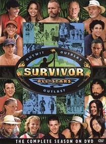 Survivor: All-Stars (8ª Temporada) - Poster / Capa / Cartaz - Oficial 2