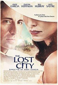 A Cidade Perdida - Poster / Capa / Cartaz - Oficial 2