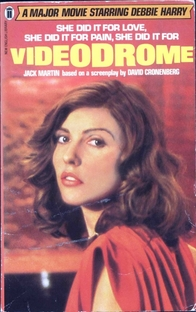 Videodrome - A Síndrome do Vídeo - Poster / Capa / Cartaz - Oficial 13