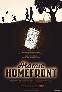 Frente Atômica - Poster / Capa / Cartaz - Oficial 1