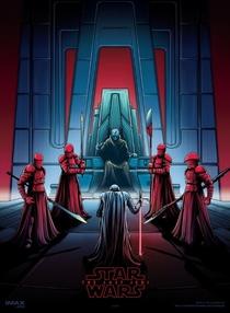 Star Wars: Os Últimos Jedi - Poster / Capa / Cartaz - Oficial 10