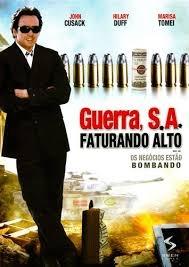 Guerra, S.A. Faturando Alto - Poster / Capa / Cartaz - Oficial 5